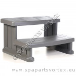 Essentials Spa Side Grey Steps