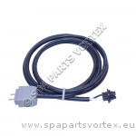2 pin j and j cord (light)