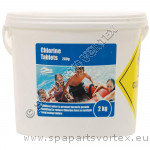 Swimmer Multifunctional Chlorine Tablets 2kg