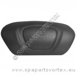 Vita Spa Oval Headrest Black