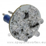 Sloan LED UltraBRITE Mini 9 LED Light , With Bi Pin