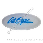 Cal Spa Pillow Insert Logo 2nd version