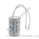(630-6163) Marquis 18 mfd Capacitor with leads