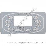 Overlay for SP1200 Rectangular Touch Panel