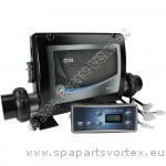 (Pack 3.3) Balboa GS501SZ. 1 pump with air