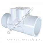 Water Manifold 2 inch x 3/4 inch Skt (4PT)