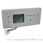 TSC-4 (K-4) Gecko 10 Button Topside Control (3 Pump)