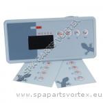 TSC-19 (K-19) Gecko Touch Pad 4 Button