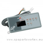 TSC-35 (K-35) Gecko Touch Pad 6 Button