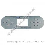 (650-0745) Marquis Spa Overlay MQ 9-BTN 3 Pump 2014