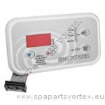 (Davey) SP601 Rectangular Touch Panel