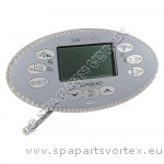 (Davey) SP800 Touch Panel With Overlay