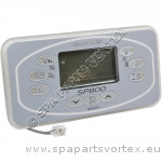 (Davey) SP800 Rectangular Touch Panel With Overlay