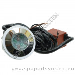 Slimlite 7 colour LED bath light 52mm OD
