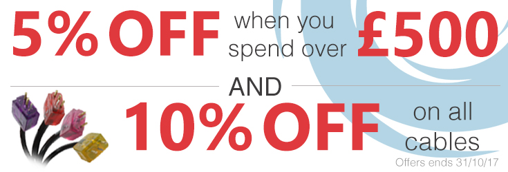 Great savings this October